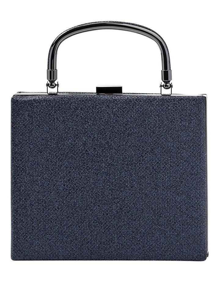 GBGP004M Square Top Handle Clutch Bag image 1