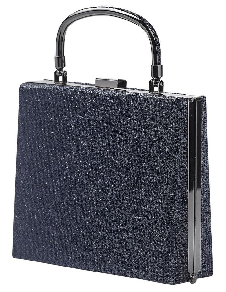 GBGP004M Square Top Handle Clutch Bag image 2