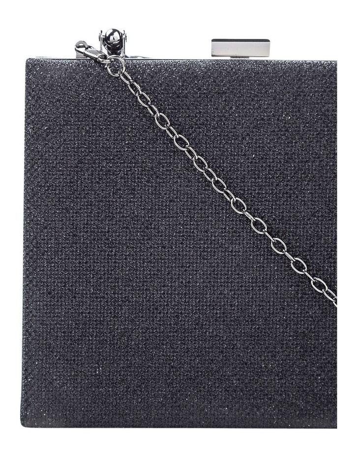 GBGP004M Square Top Handle Clutch Bag image 3