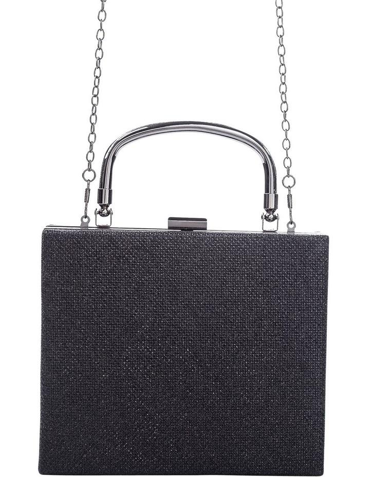 GBGP004M Square Top Handle Clutch Bag image 4
