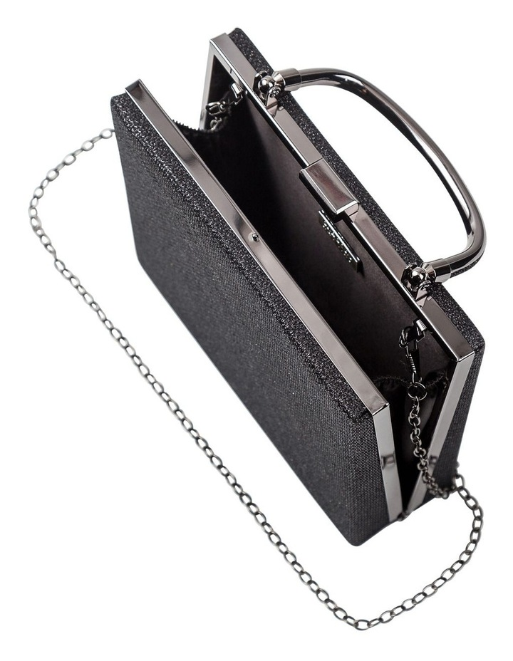 GBGP004M Square Top Handle Clutch Bag image 5