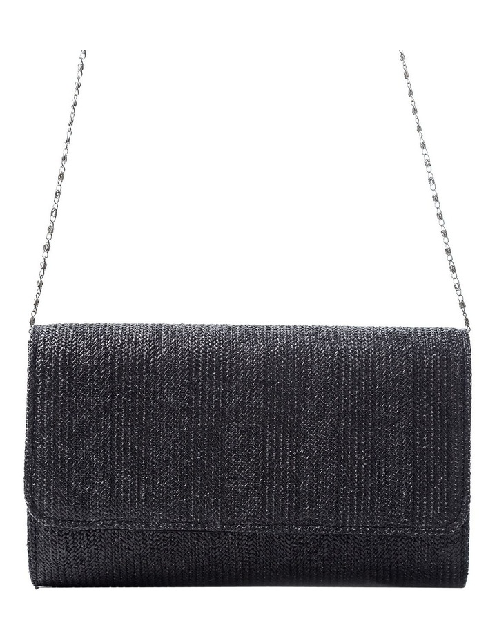 Woven Flap Over Clutch Bag GBGP006M image 4