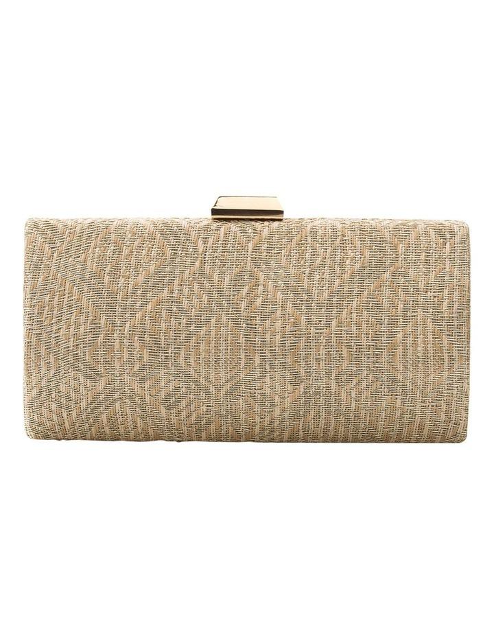 Weave Hardcase Clutch Bag image 1