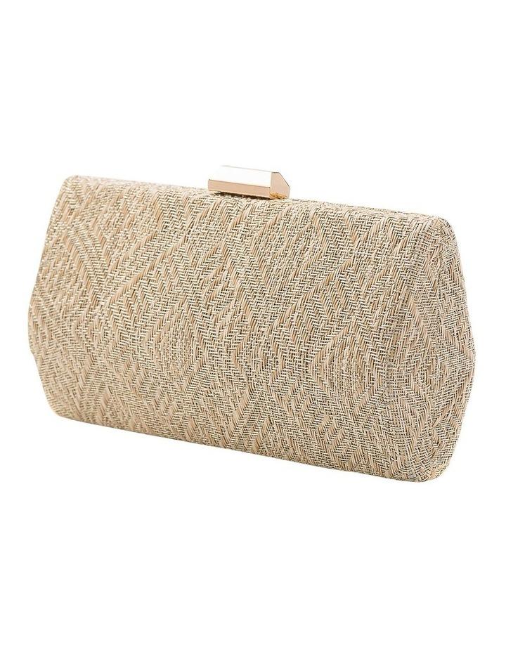 Weave Hardcase Clutch Bag image 2
