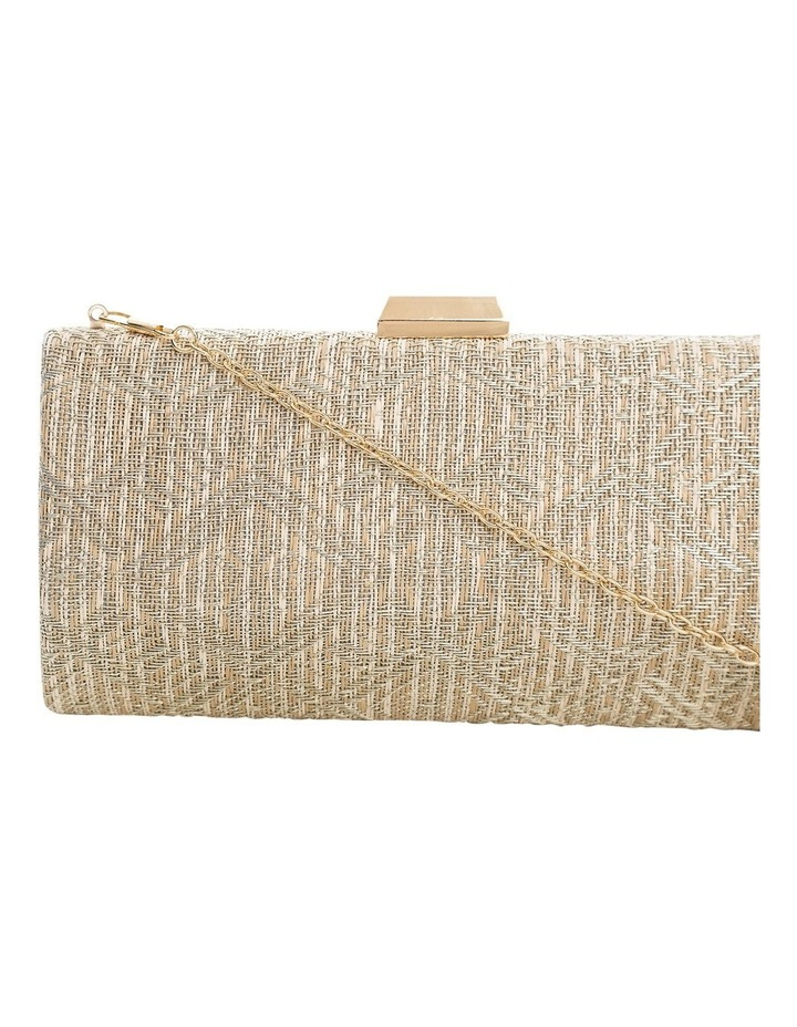 Weave Hardcase Clutch Bag image 3