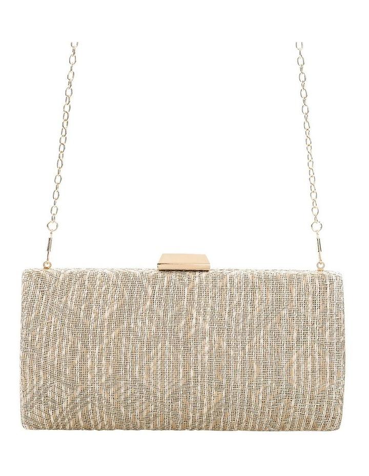 Weave Hardcase Clutch Bag image 4