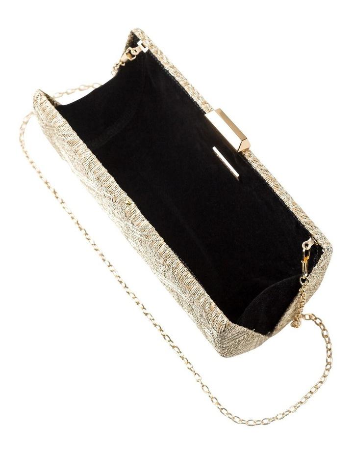 Weave Hardcase Clutch Bag image 5