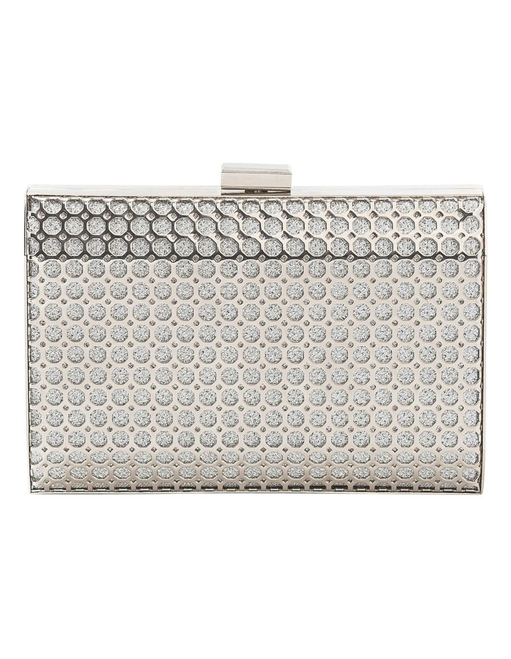 Metal Hardcase Clutch Bag image 1