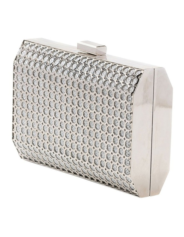 Metal Hardcase Clutch Bag image 2