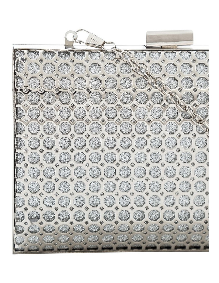 Metal Hardcase Clutch Bag image 3