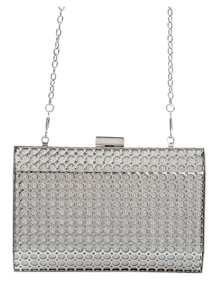 Metal Hardcase Clutch Bag image 4