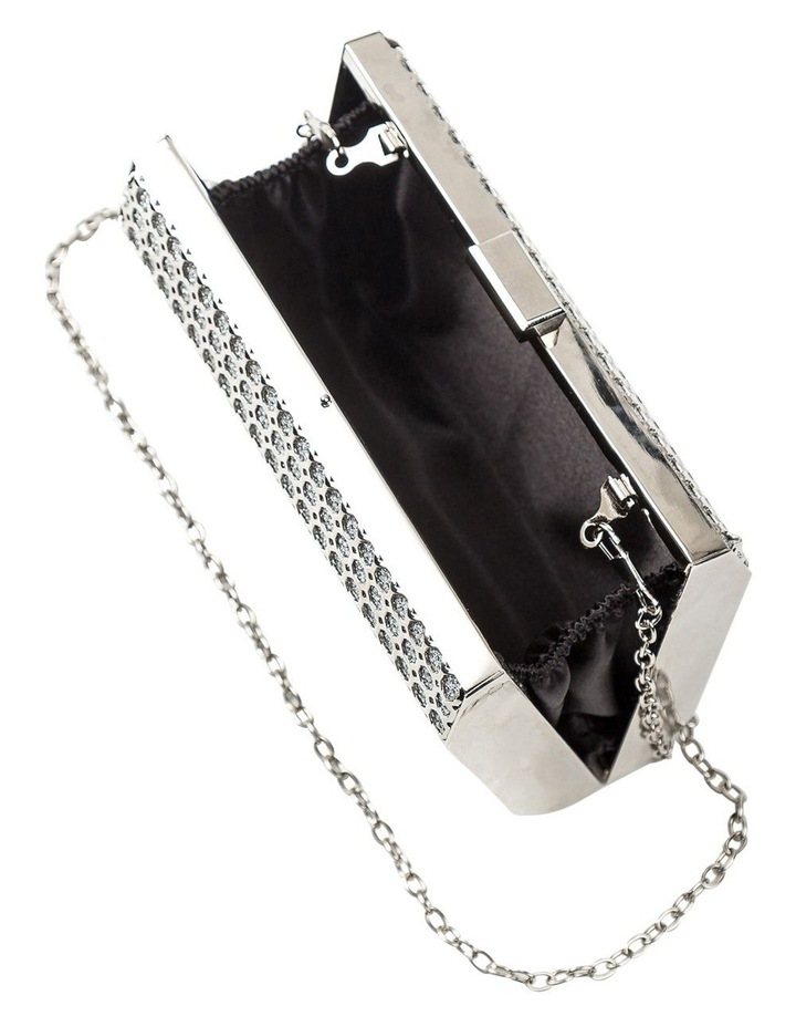 Metal Hardcase Clutch Bag image 5