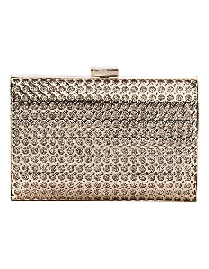 Metal Hardcase Clutch Bag image 1