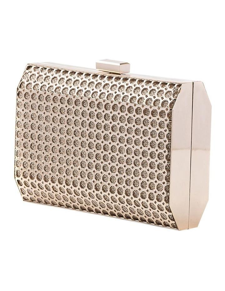 Metal Hardcase Clutch Bag image 2