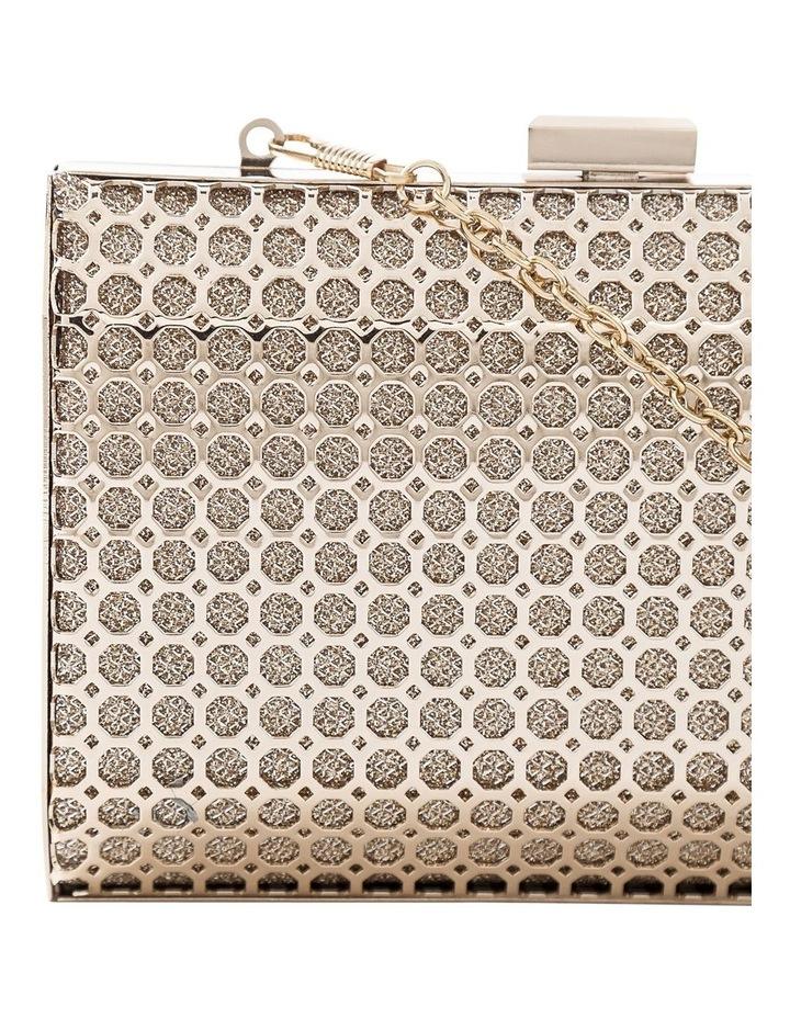 Metal Hardcase Clutch Bag image 3