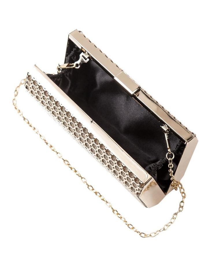Metal Hardcase Clutch Bag image 5