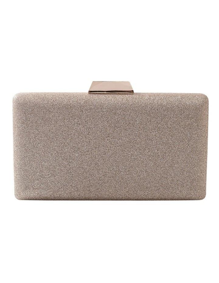GBGP018M Metallic Hardcase Clutch Bag image 1