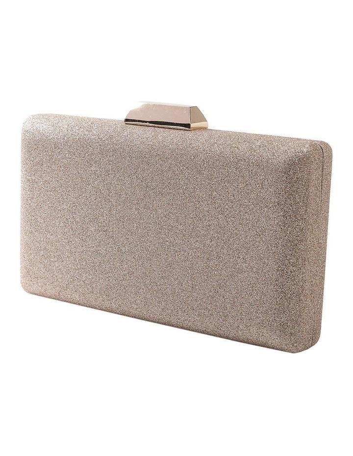 GBGP018M Metallic Hardcase Clutch Bag image 2