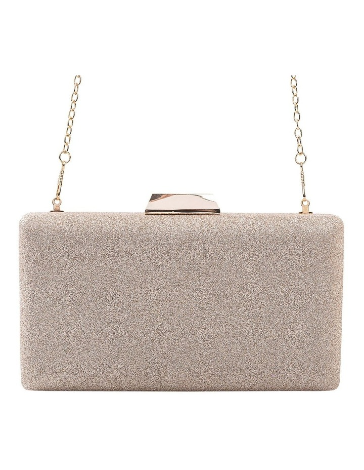GBGP018M Metallic Hardcase Clutch Bag image 4