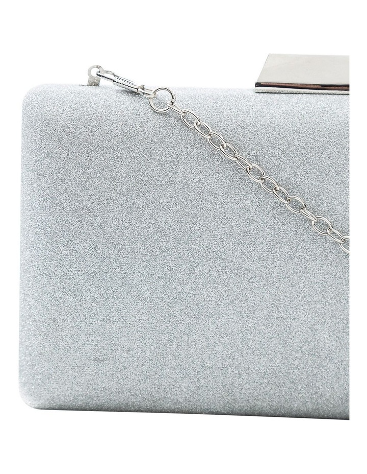 GBGP018M Metallic Hardcase Clutch Bag image 3