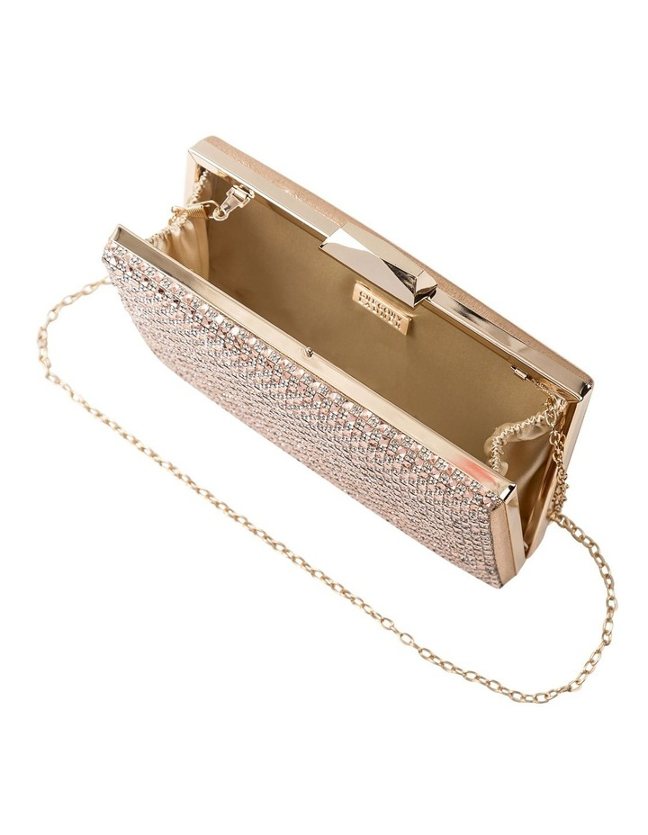 GBGP021M Chandelier Hardcase Clutch Bag image 5