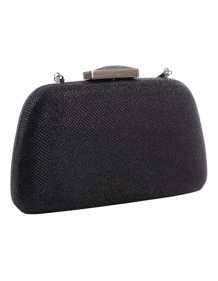 Frameless Hardcase Clutch Bag image 1