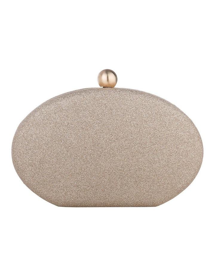 GBGP029M Glitter Egg Hardcase Clutch Bag image 1