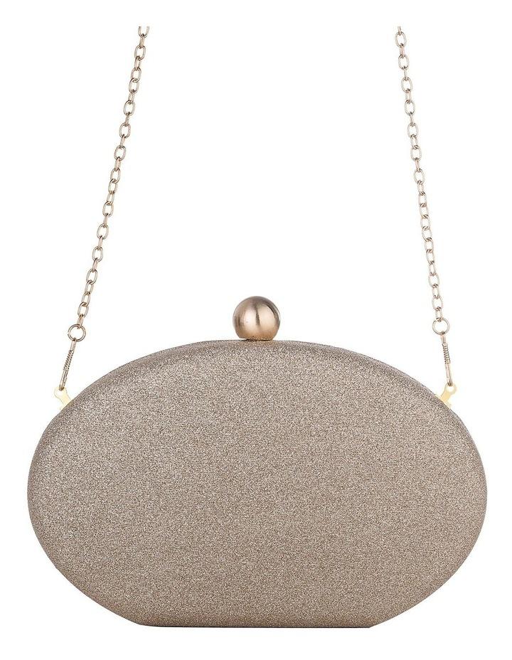 GBGP029M Glitter Egg Hardcase Clutch Bag image 4