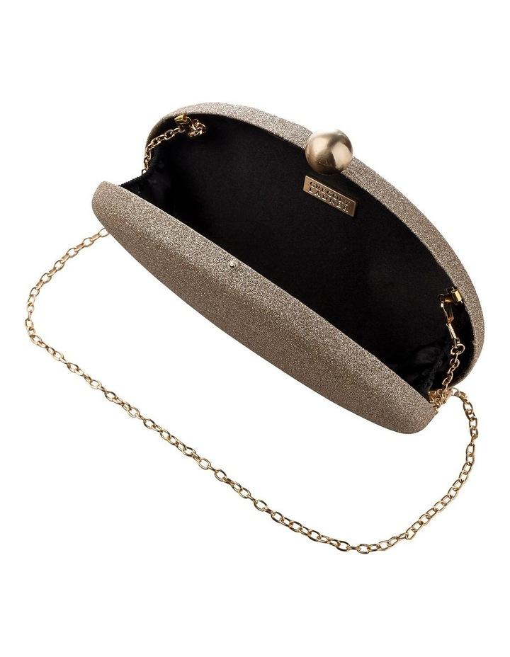 GBGP029M Glitter Egg Hardcase Clutch Bag image 5