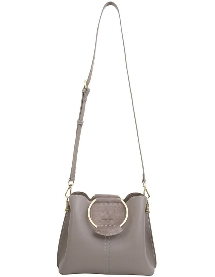 TWI200GRY Twilight Grey Zip Top Crossbody Bag image 3
