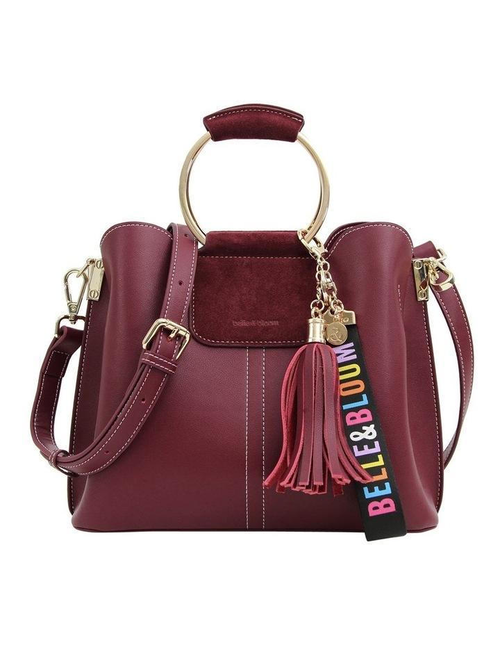 TWI700WINE Twilight Wine Zip Top Crossbody Bag image 1