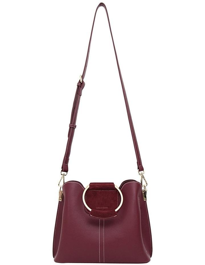 TWI700WINE Twilight Wine Zip Top Crossbody Bag image 2