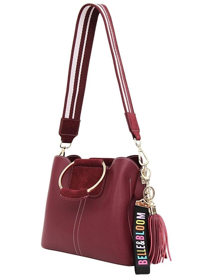TWI700WINE Twilight Wine Zip Top Crossbody Bag image 3
