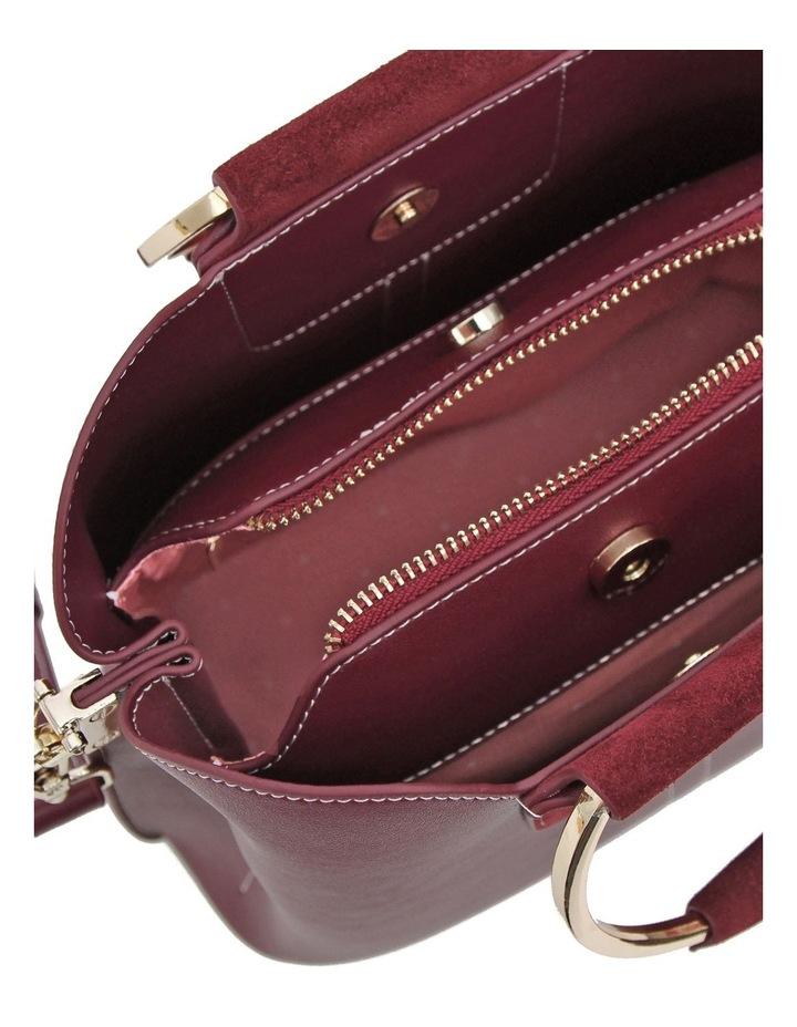 TWI700WINE Twilight Wine Zip Top Crossbody Bag image 4