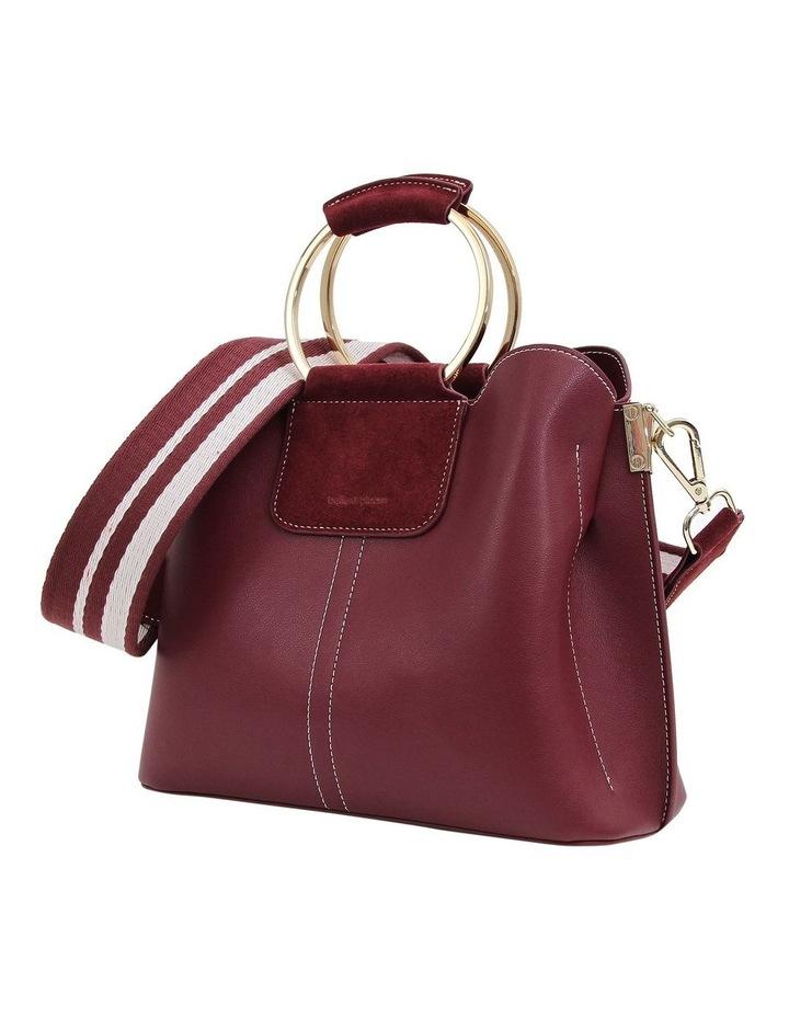 TWI700WINE Twilight Wine Zip Top Crossbody Bag image 5