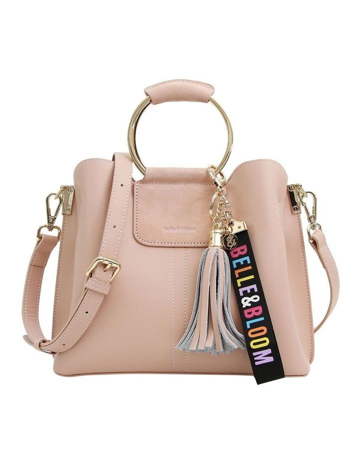 TWI900PNK Twilight Blush Zip Top Crossbody Bag image 1