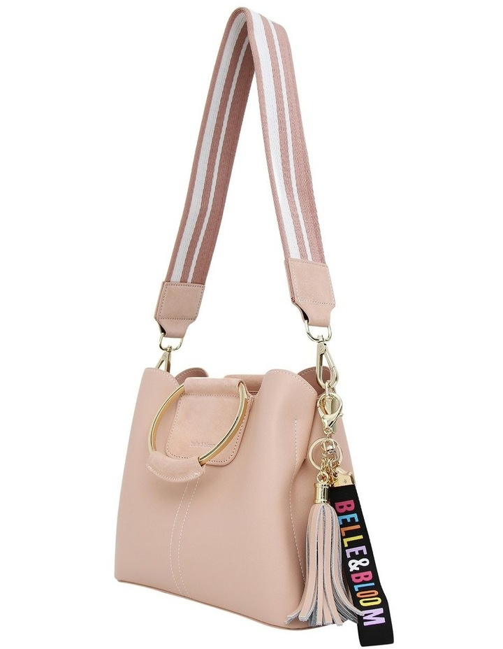 TWI900PNK Twilight Blush Zip Top Crossbody Bag image 2
