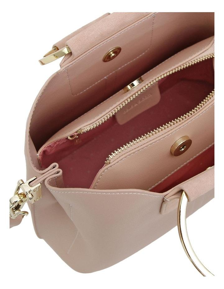 TWI900PNK Twilight Blush Zip Top Crossbody Bag image 4