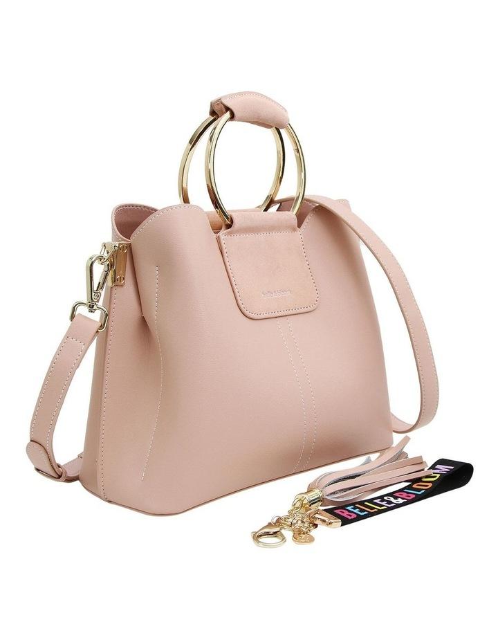 TWI900PNK Twilight Blush Zip Top Crossbody Bag image 5