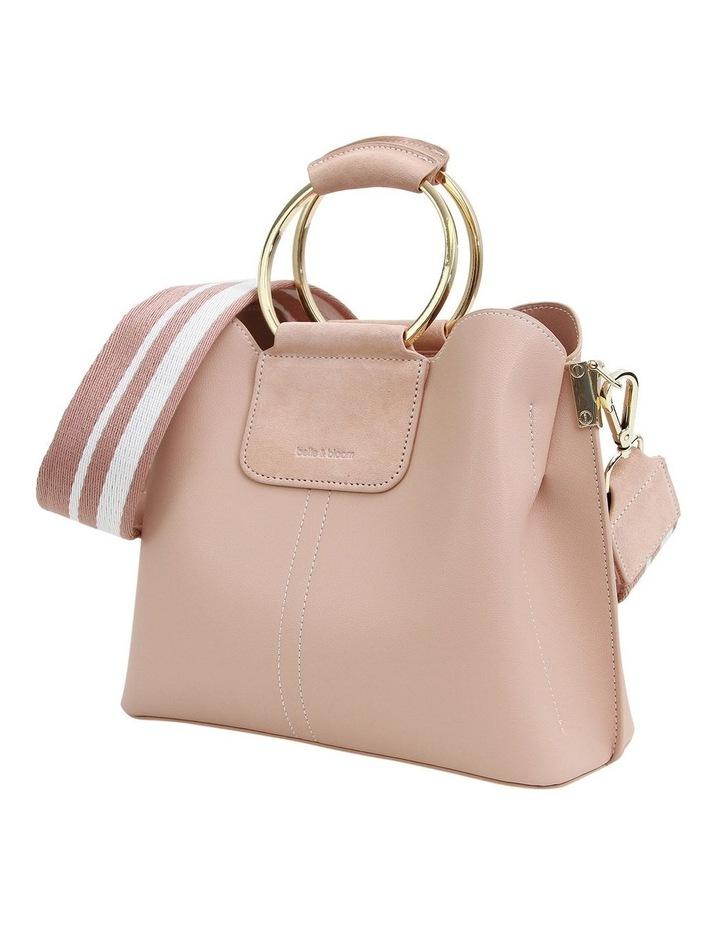 TWI900PNK Twilight Blush Zip Top Crossbody Bag image 6