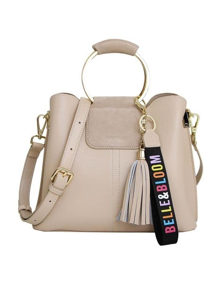 Twilight Latte Zip Top Crossbody Bag TWIX00LAT image 1