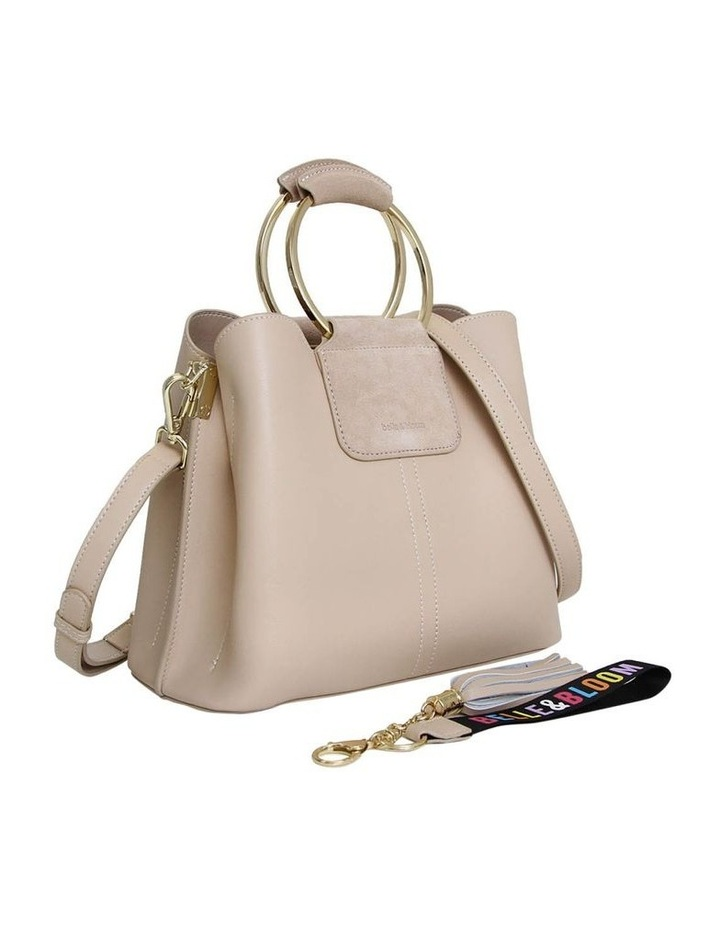 Twilight Latte Zip Top Crossbody Bag TWIX00LAT image 2