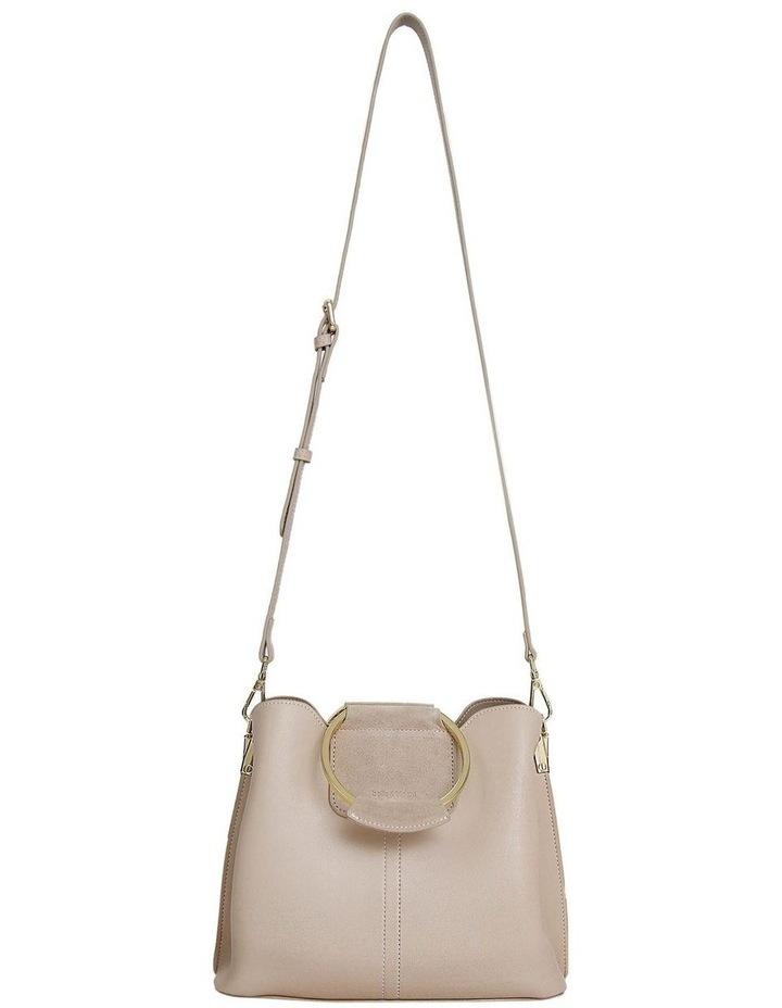 Twilight Latte Zip Top Crossbody Bag TWIX00LAT image 3