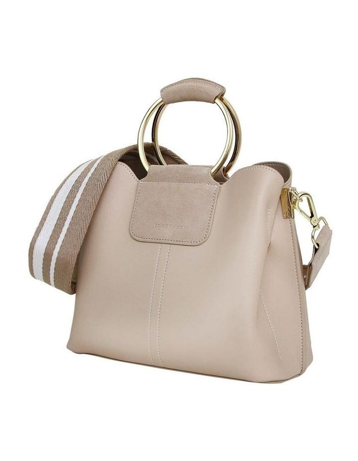 Twilight Latte Zip Top Crossbody Bag TWIX00LAT image 5