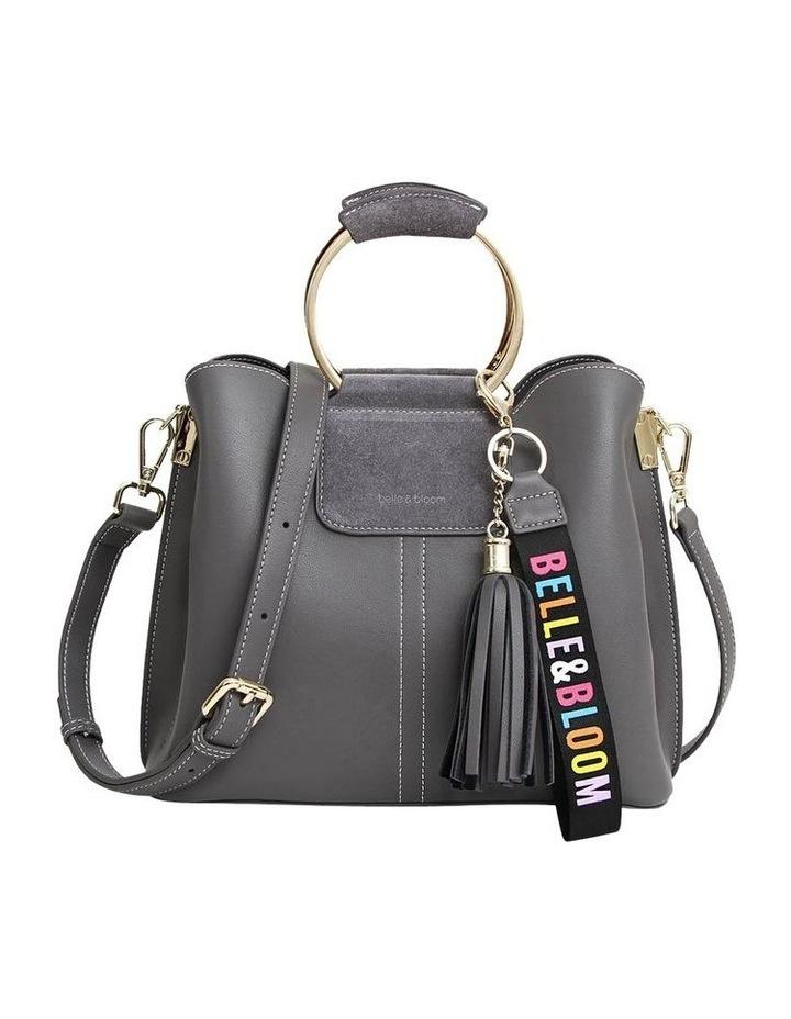 Twilight Ash Zip Top Crossbody Bag TWIXI0ASH image 1