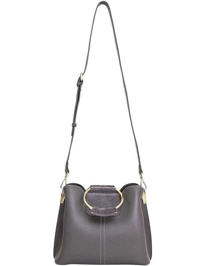 Twilight Ash Zip Top Crossbody Bag TWIXI0ASH image 4