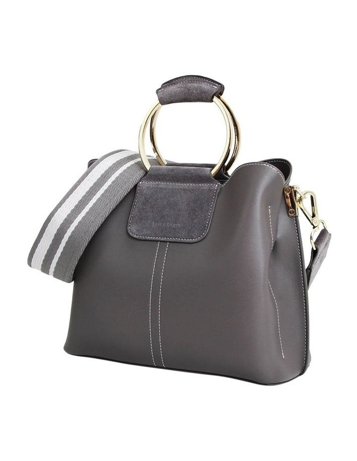 Twilight Ash Zip Top Crossbody Bag TWIXI0ASH image 5