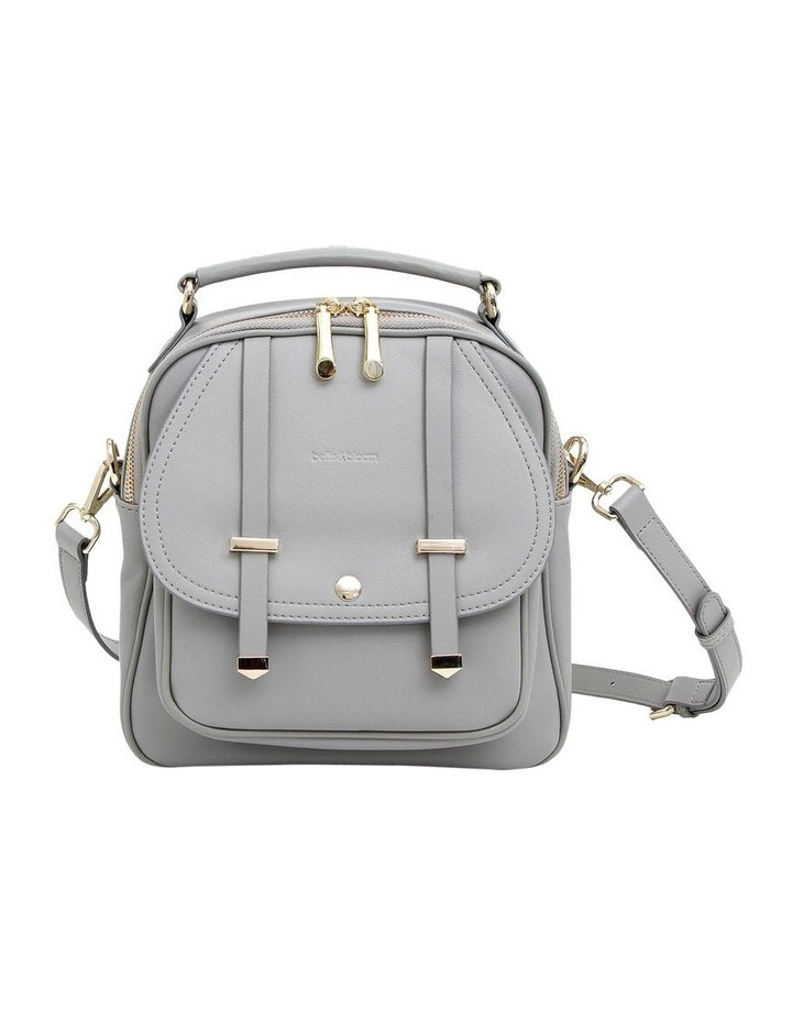 Camila Grey Flap Over Back Pack CAM200GRY image 1