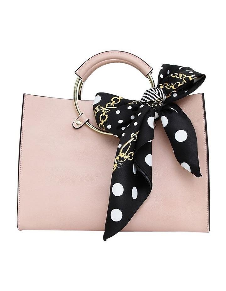 Blush Palm Beach Zip Top Crossbody Bag image 1