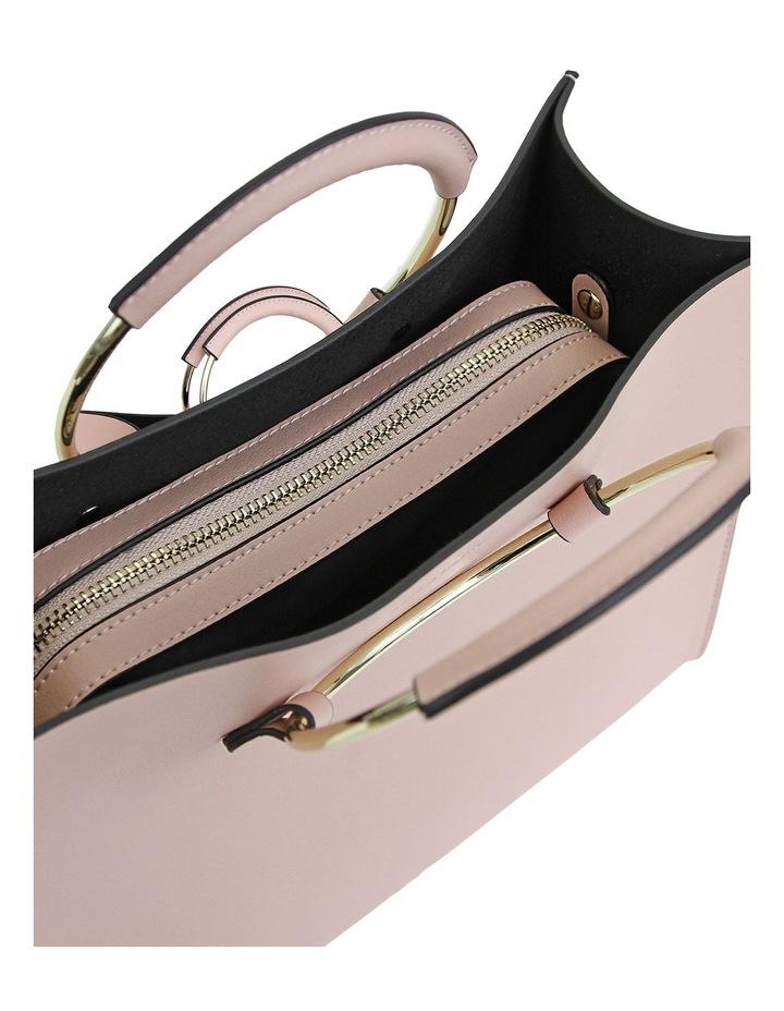 Blush Palm Beach Zip Top Crossbody Bag image 3